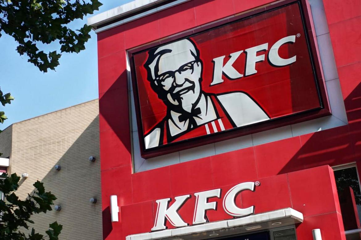 File Image: A KFC store is among the latest venues on high alert for signs of COVID-19.