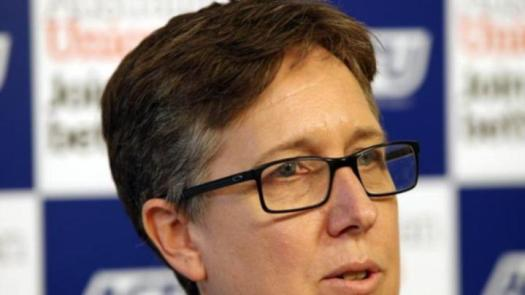 ACTU's Sally McManus wants government to include unions in a panel overseeing vocational training