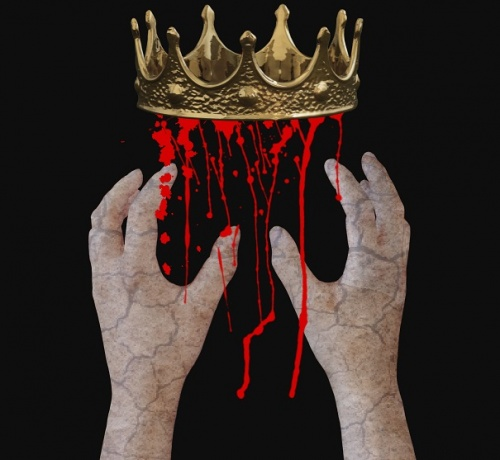 tracing the word blood in macbeth [enter macbeth] macbeth how now, you secret for the blood-bolter'd banquo smiles upon me that trace him in his line.