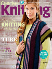 Creative Knitting Autumn 2013 - Electronic Download