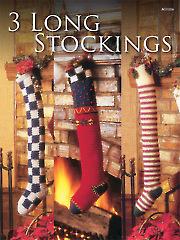 3 Long Stockings - Electronic Download