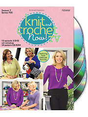 Knit and Crochet Now! Season 7 DVD