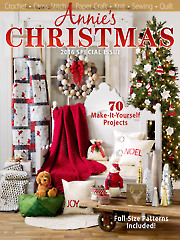 Annie's Christmas Special 2016 - Electronic Download