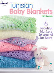 Tunisian Baby Blankets Pattern - Electronic Download