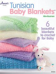 Tunisian Baby Blankets
