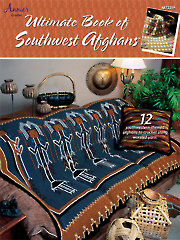 Ultimate Book of Southwest Afghans - Electronic Download