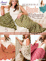 Reversible Ripple Afghans Crochet Patterns - Electronic Download