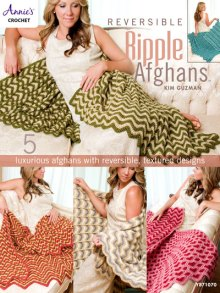 Reversible Ripple Afghans Crochet Patterns