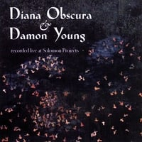 Diana Obscura and Damon Young | Breath of Nigh (live at Solomon Projects)