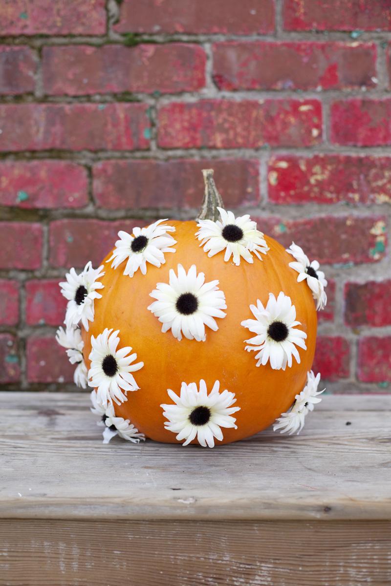 Easy No Carve Pumpkin Ideas A Beautiful Mess