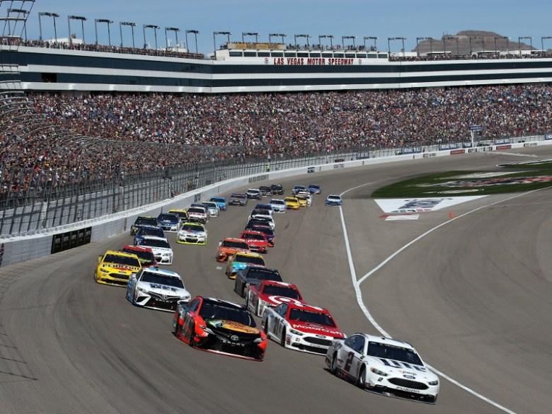 NASCAR Cup Series starts western swing at Las Vegas   AccessWDUN.com