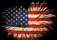 Red, White and Blue Country - Free Music Radio
