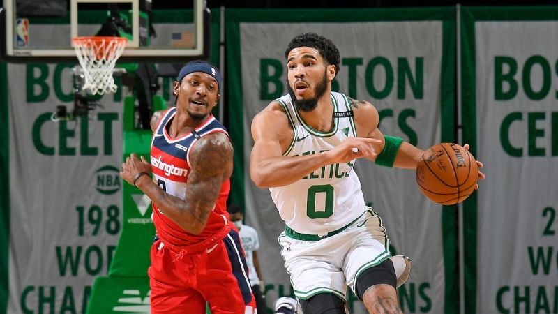 NBA Odds & Picks for Wizards vs. Celtics: Jayson Tatum Gives Boston the  Edge in Tuesday's Play-In (May 18)