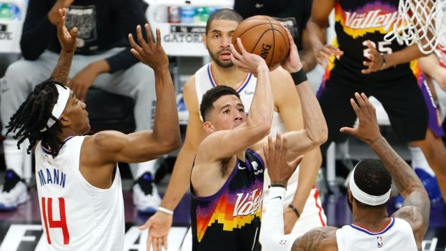 Clippers vs. Suns NBA Betting Picks & Predictions: Our 4 Best Bets for Game  2 (Tuesday, June 22)