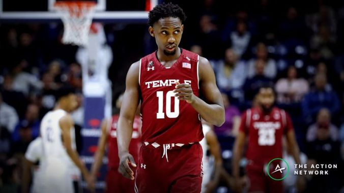 Image result for UCF Vs. Temple college basketball 2019