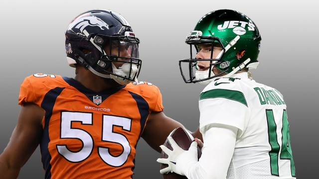 Updated Broncos vs. Jets Odds: What Number To Bet This Thursday Night  Football Spread At