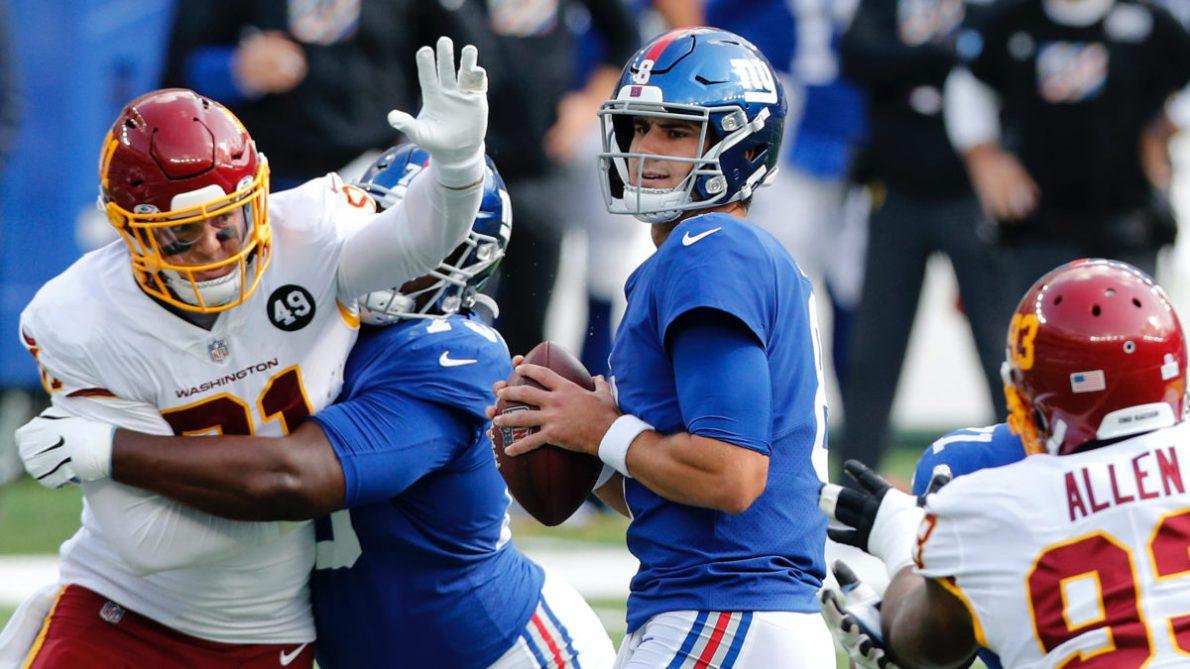 Giants vs. Washington Odds & Picks: Bet Sunday's Moneyline Underdog