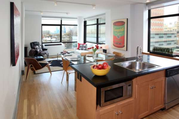 Luxury Apartments For Rent In Brooklyn New York A rendering of a