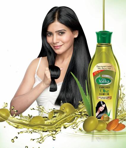 Dabur Vatika Launches Olive Hair Oil