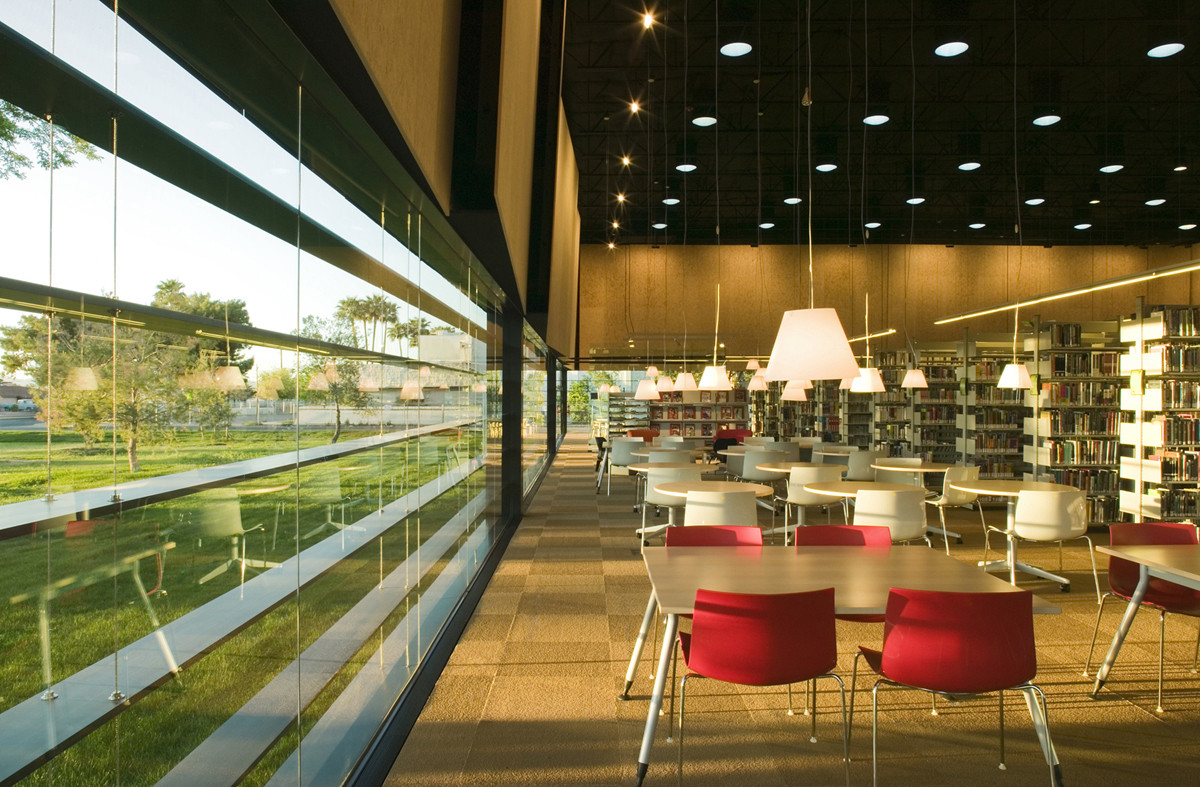 Gallery Of Palo Verde Library And Maryvale Community