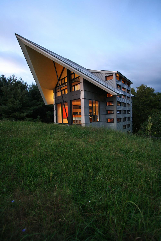 La Cornette Yh2 Architecture Archdaily