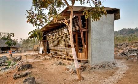 Bibliotecas infantiles -Myanmar