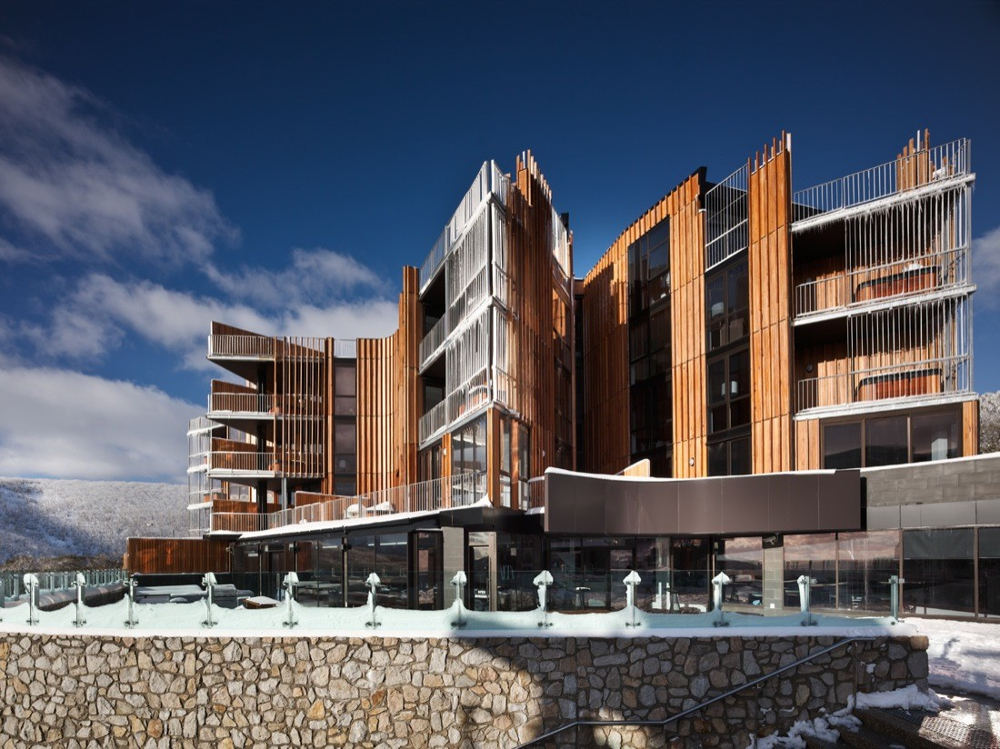 St Falls Elenberg Fraser Architecture Archdaily