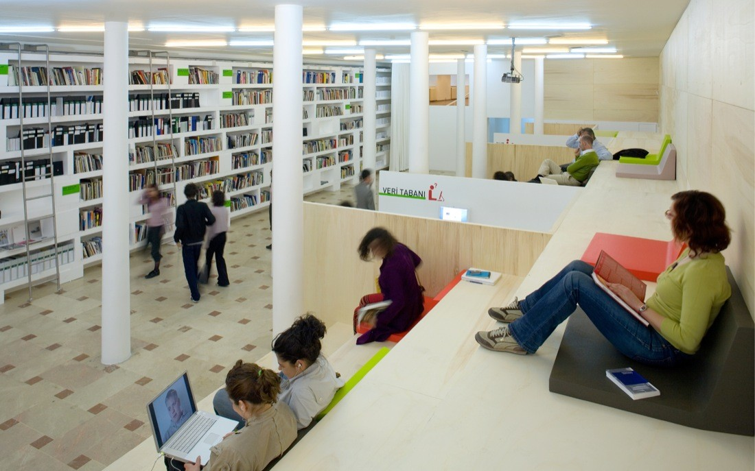 Gallery Of Open Library Superpool 1
