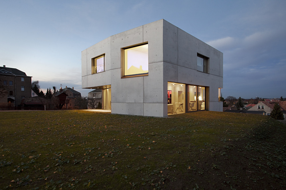 maison du beton atelier st archdaily