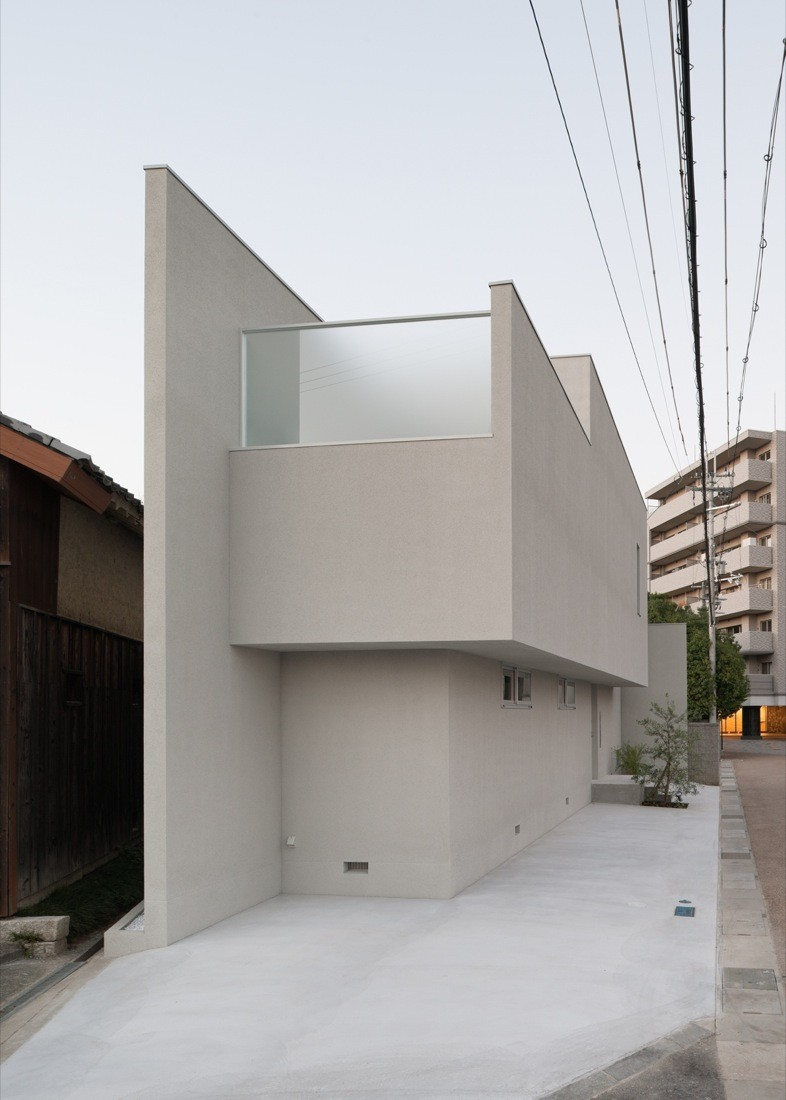 House Of Reticence Form Kouichi Kimura Archdaily
