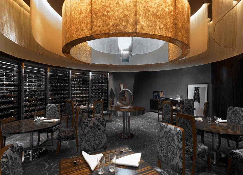 Best Restaurant Interiors