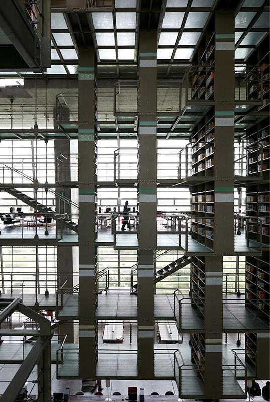 Gallery Of Vasconcelos Library Alberto Kalach 10