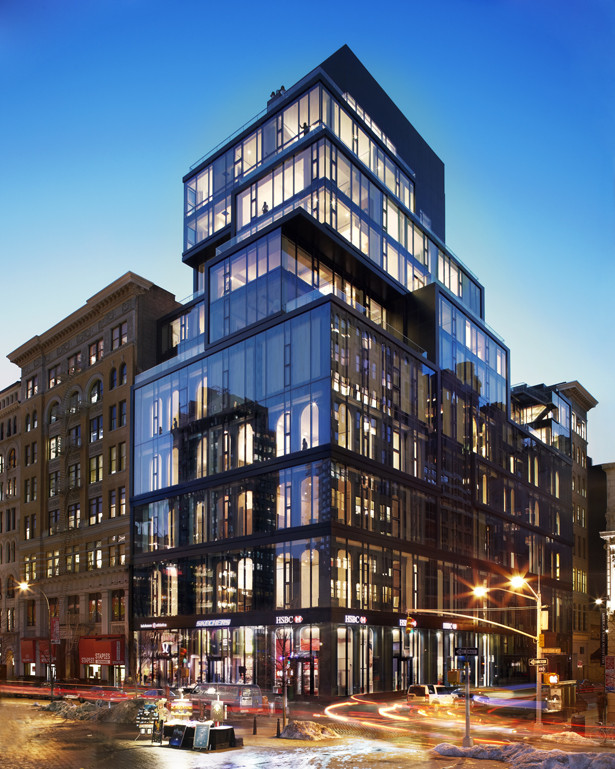 15 Union Square West Oda Architecture Perkins Eastman
