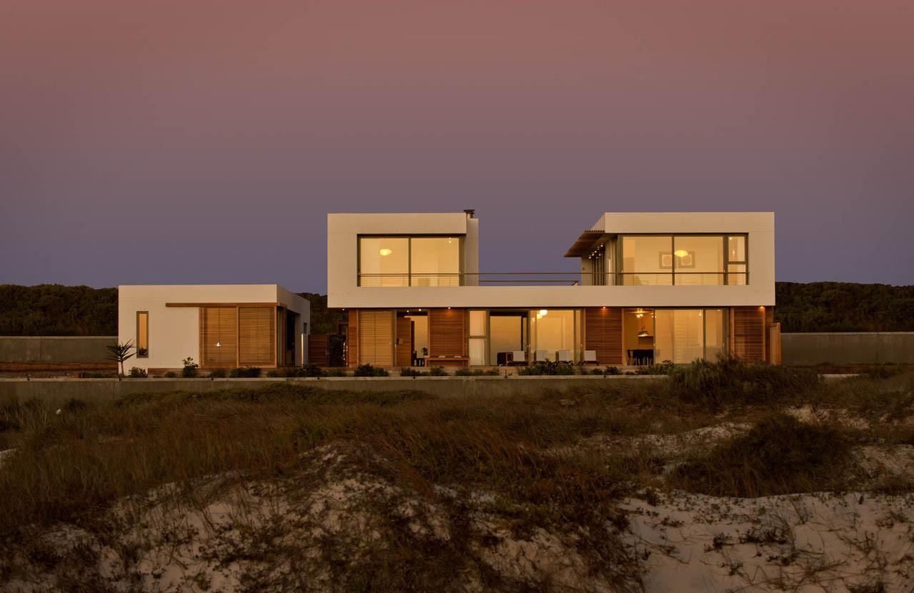 Big Bay Beach House Coa With Fuchs Wacker Architekten