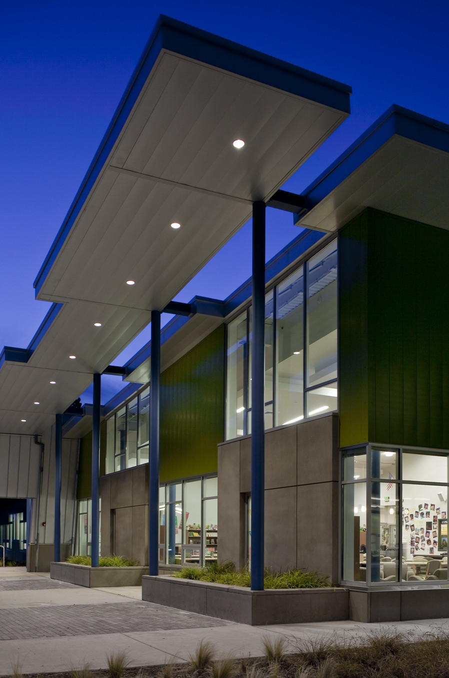 Gallery Of Mcmicken Elementary School Tcf Architecture 10