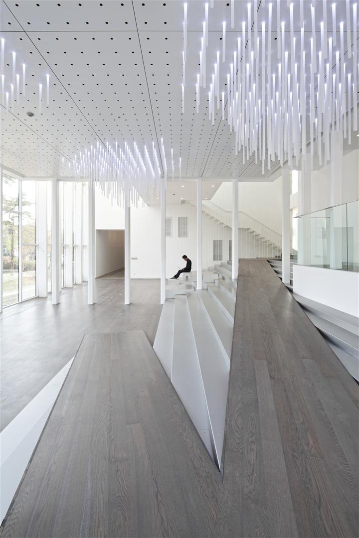 Adjacency Matrix Interior Design