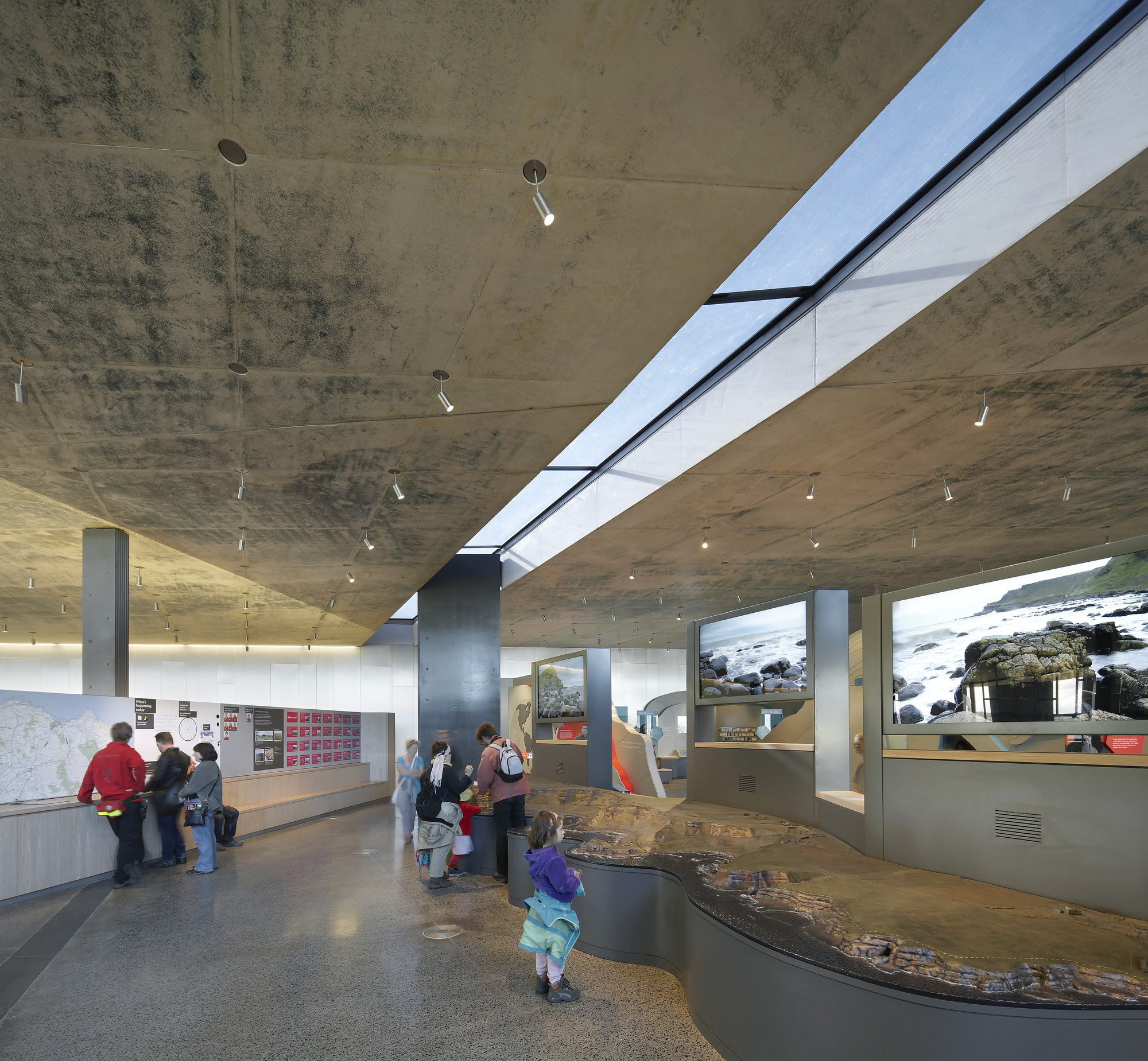 Gallery Of Giants Causeway Visitor Centre Heneghan Peng