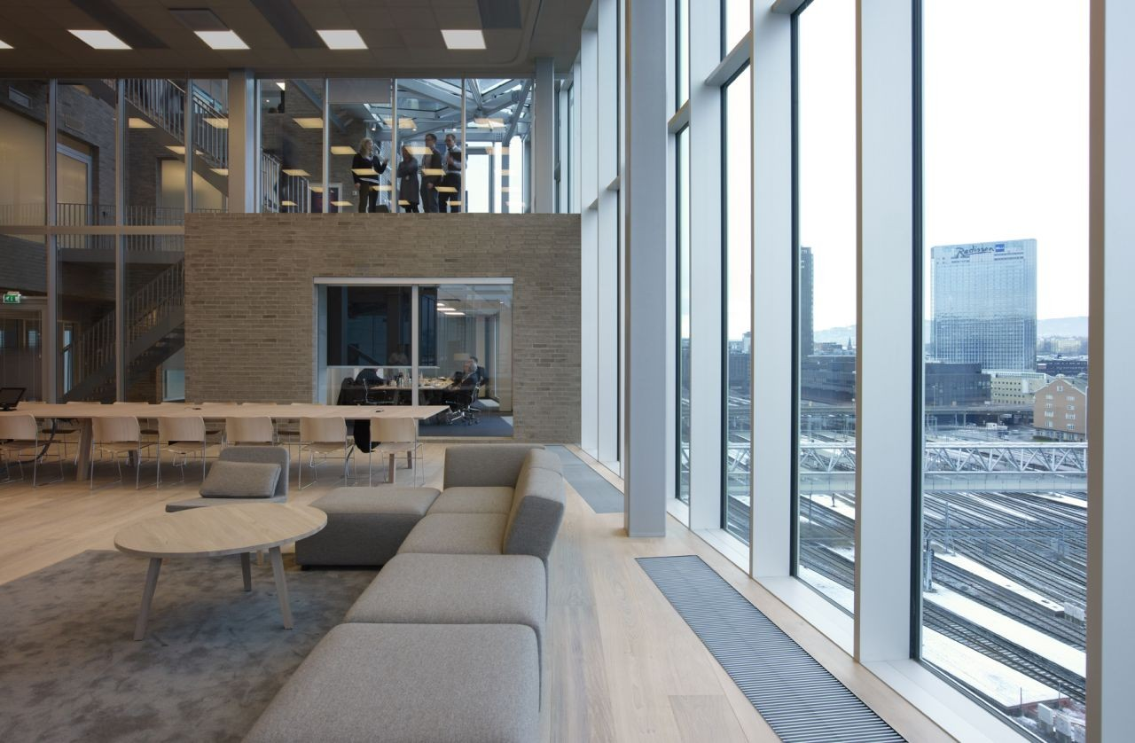 Gallery Of DNB Bank Headquarters MVRDV 9