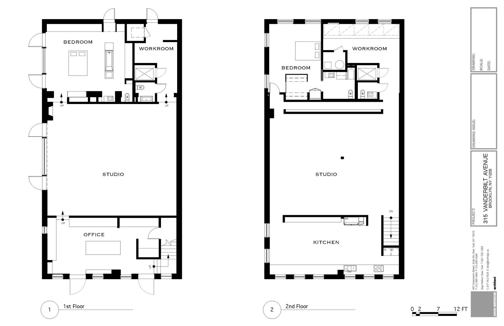 Brooklyn Studio / David Berridge Architect
