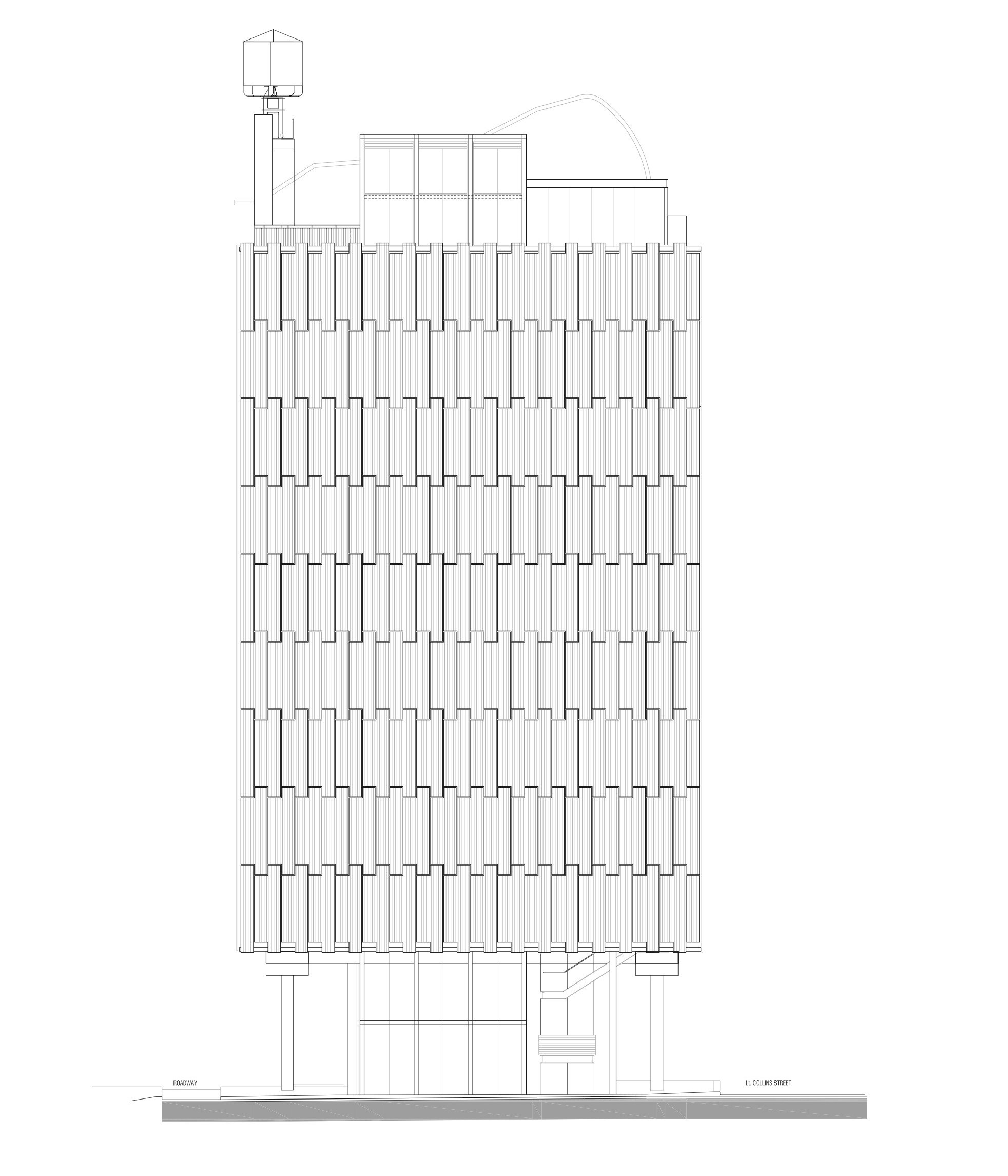 Gallery Of Ch2 Melbourne City Council House 2 Designinc 19