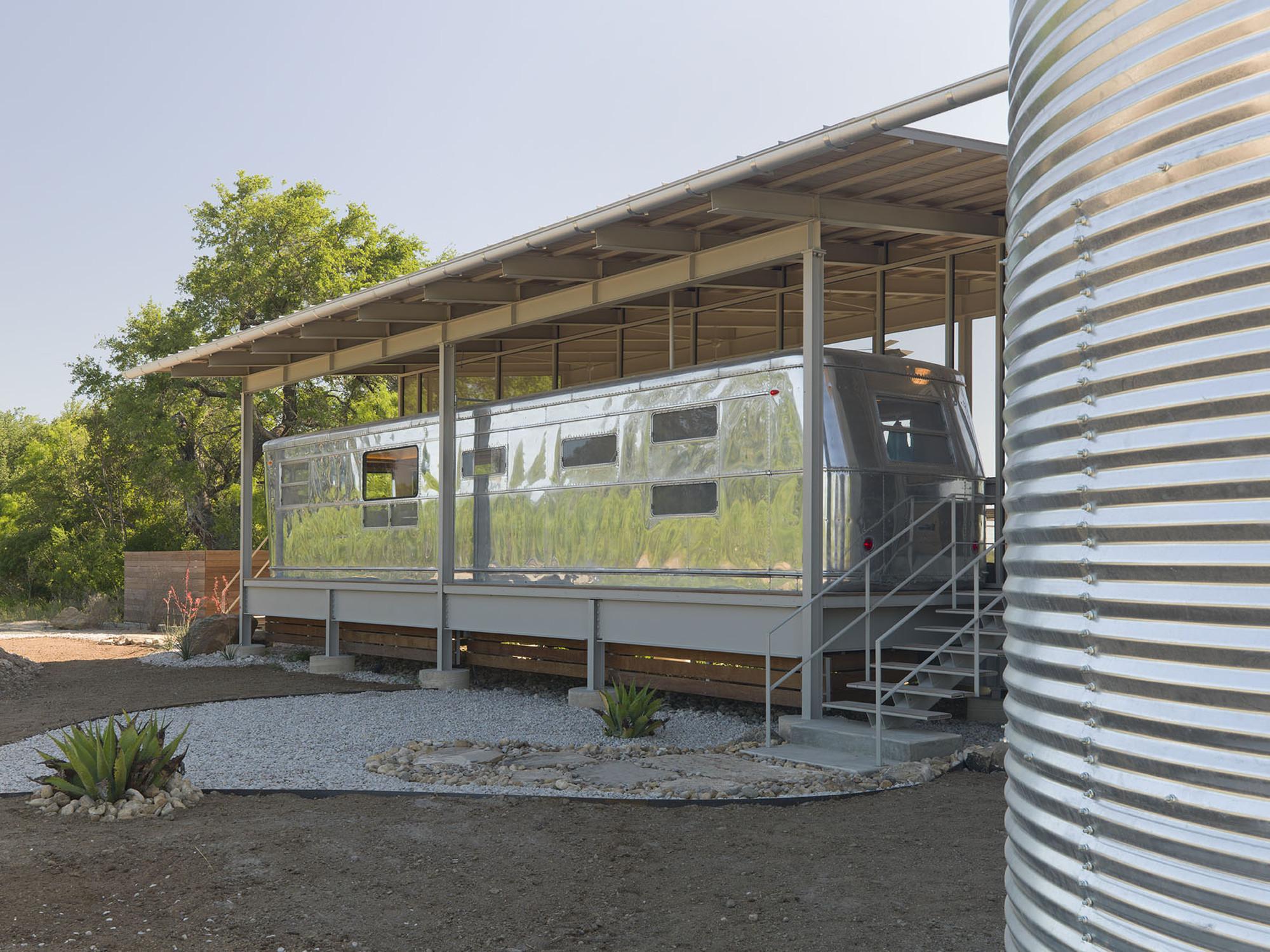 Gallery Of Locomotive Ranch Trailer Home Andrew Hinman