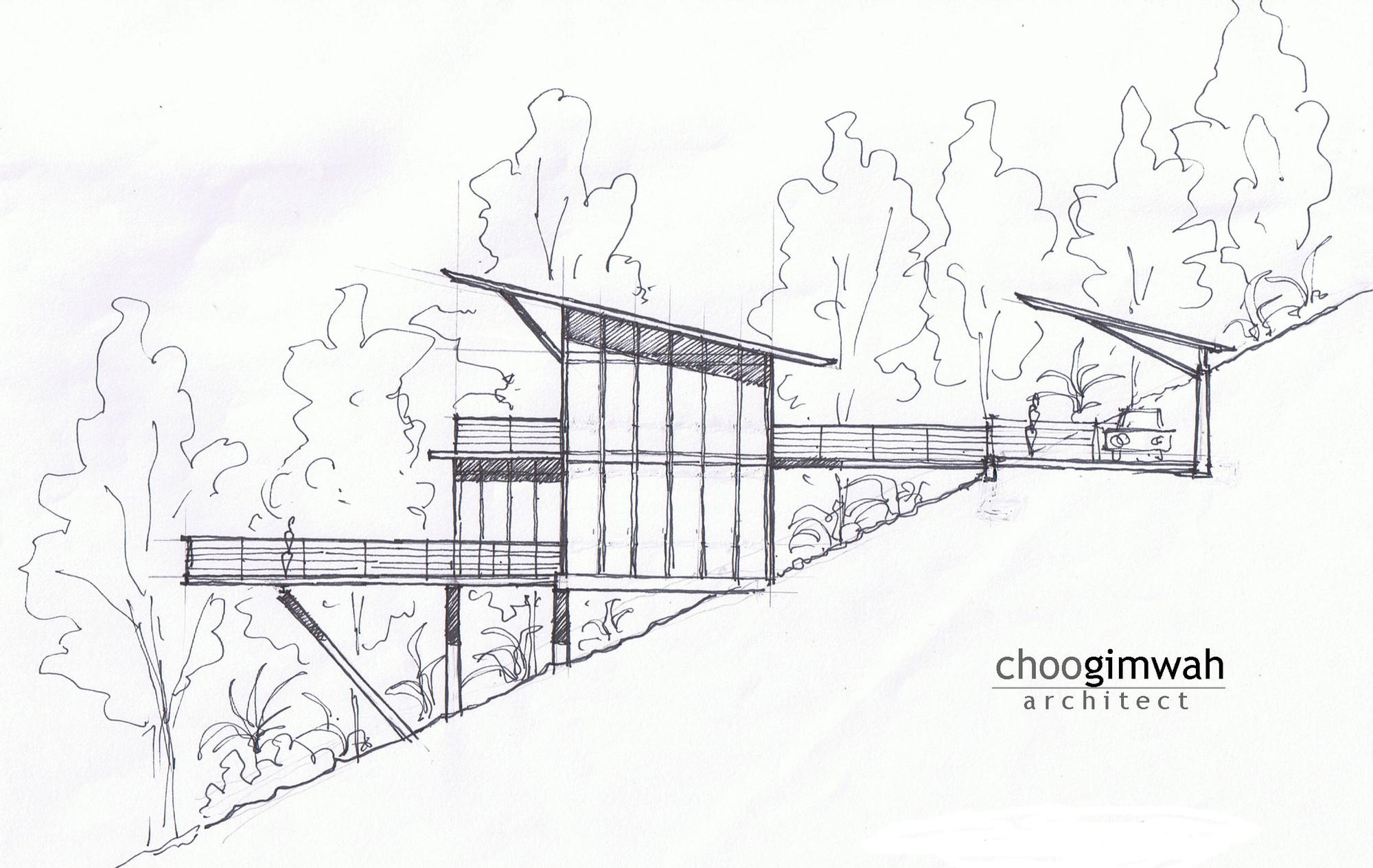 The Deck House  Choo Gim Wah Architect | ArchDaily
