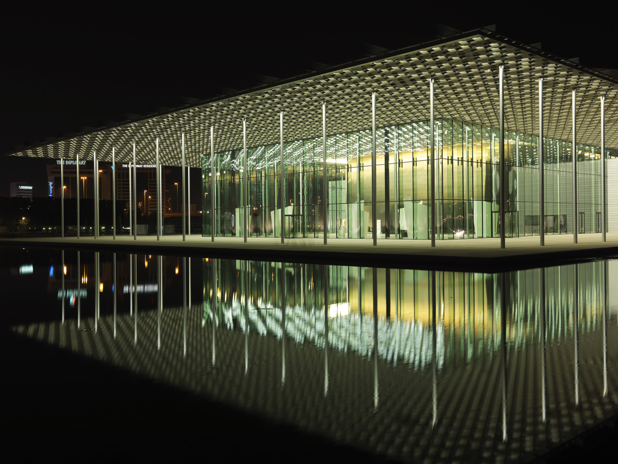 Gallery Of Bahrain National Theatre Architecture Studio 4