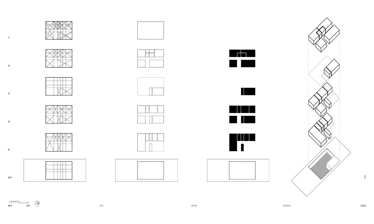Tetris House  rzlbd | ArchDaily