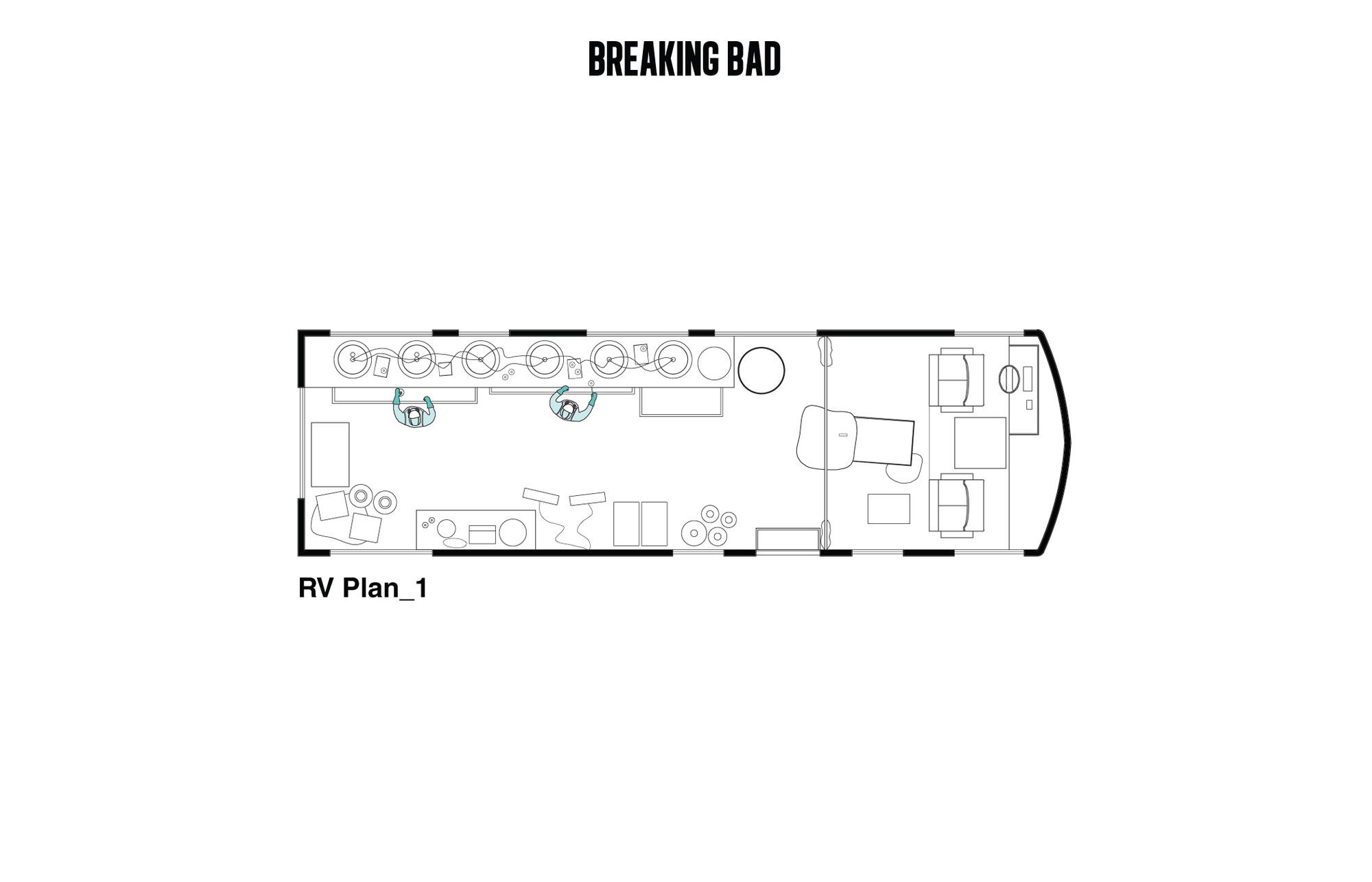 Breaking Bad Rv Interior