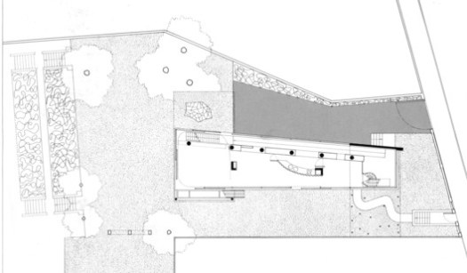 Garden Level Plan © OMA