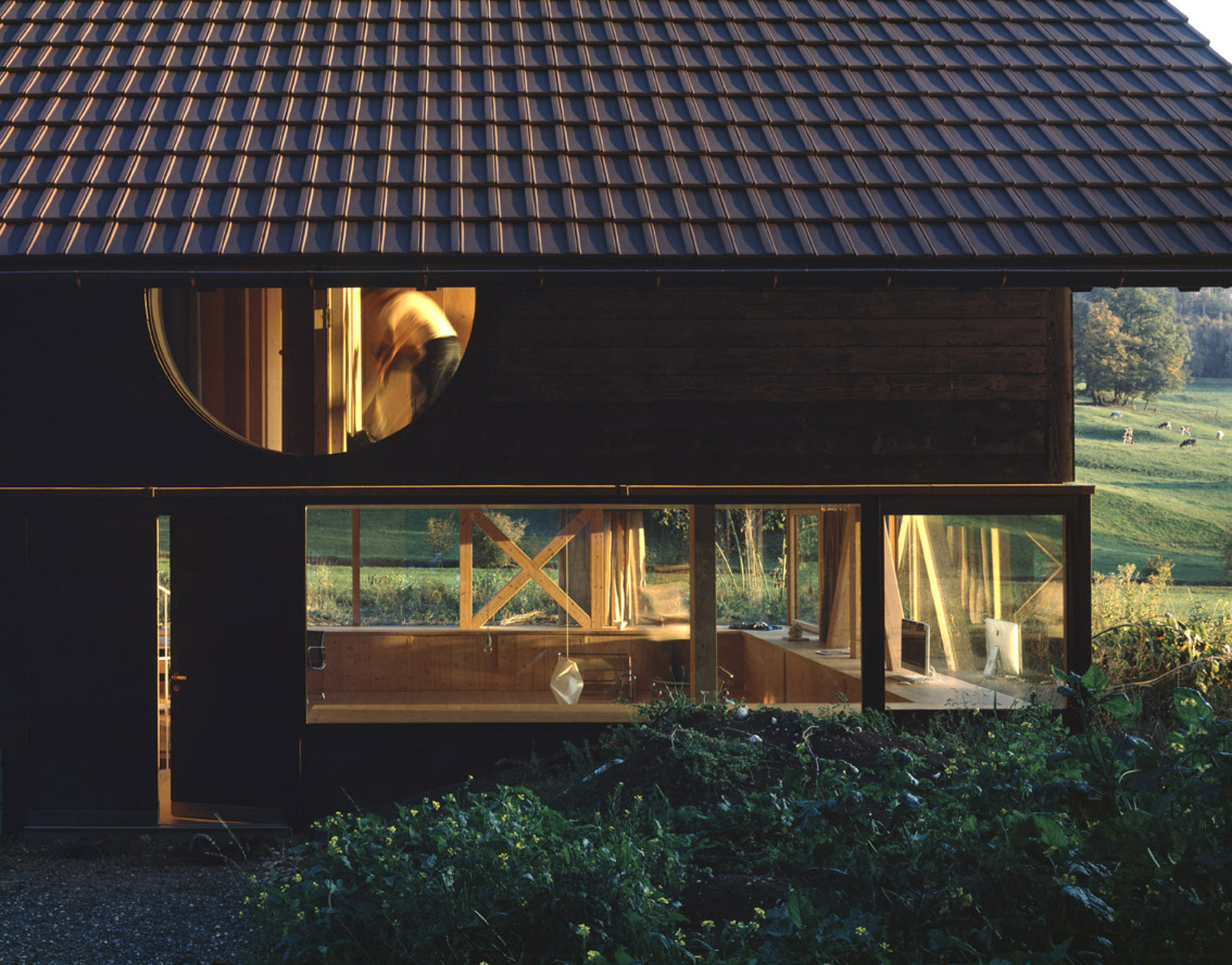 Gallery Of House In Balsthal Pascal Flammer 7