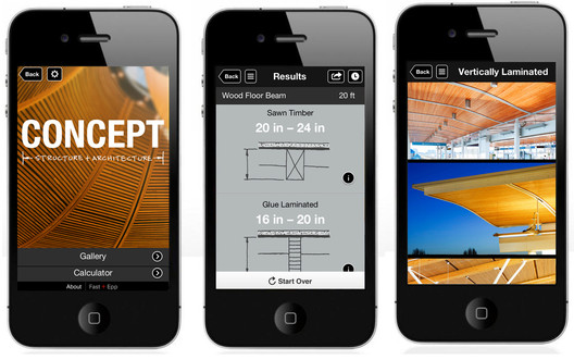 Concept Idea Calculator. Image Courtesy of Fast & Epp