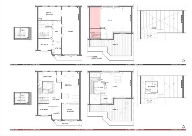Apartment In Amsterdam Mamm Design