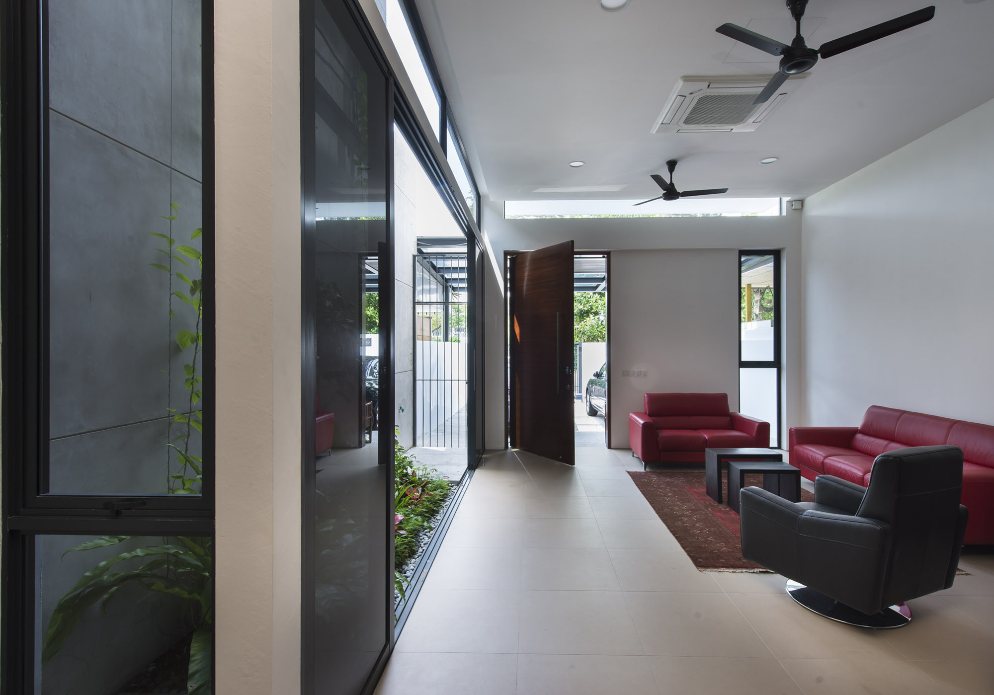 Airwell House ADX Architects ArchDaily